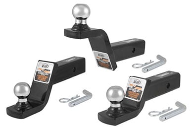 Volvo XC90 CURT Fusion Mount Ball Mounts