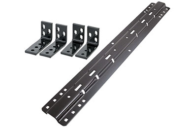 Ford F-350 CURT Custom Mounting Brackets and Rails