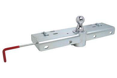 Ford F-350 CURT Double Lock Gooseneck Hitch