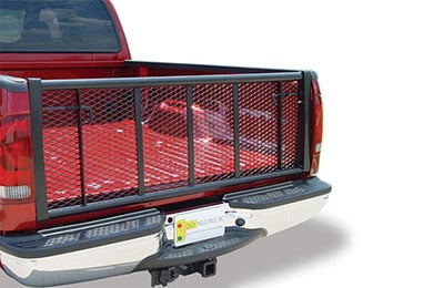 Dodge Ram Go Industries Air Flow Tailgate - Painted Straight Gate