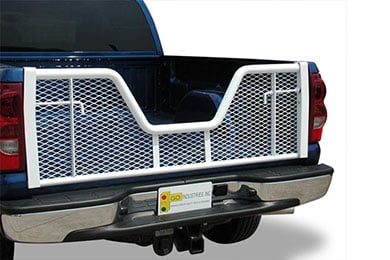 Dodge Ram Go Industries Air Flow 5th Wheel Tailgate - Painted