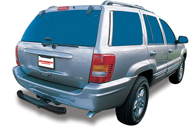 Jeep Cherokee Go Rhino Hitch Step