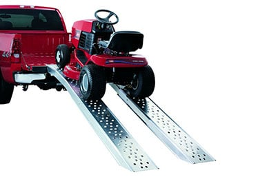 Dodge Ram Lund Folding Aluminum Truck Ramps