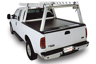 Nissan Titan Pace Edwards Contractor Rig Rack Ladder Rack