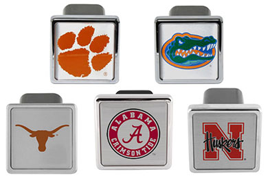 Ford Mustang College Logo Hitch Covers by Pilot