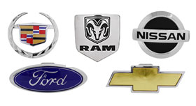 Premium Licensed Logo Hitch Covers by Pilot