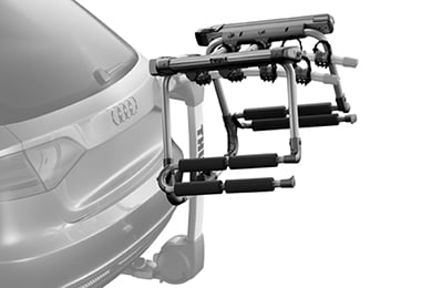 Thule Tram Hitch Ski Carrier