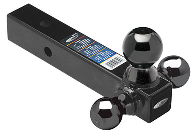 Chevy Silverado Tow Ready Tri-Ball Ball Mount