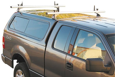 Chevy Silverado TracRac CapRac