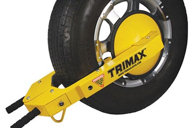 Ford F-150 Trimax Wheel Lock