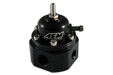Buick Rainier AEM Universal Adjustable Fuel Pressure Regulator