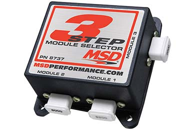 Chevy Sprint MSD 3-Step Module Selector