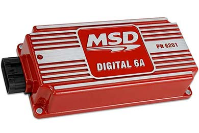 MSD 6A Ignition Box
