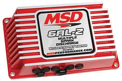 Audi Q7 MSD 6AL-2 Ignition Box