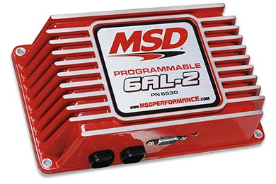 Land Rover LR3 MSD 6AL-2 Programmable Ignition Box