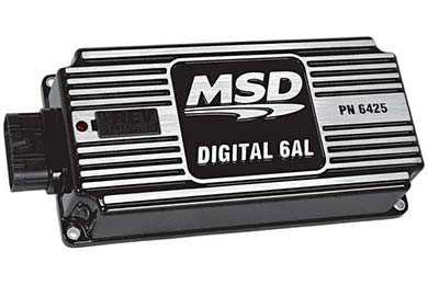 MSD 6AL Ignition Box