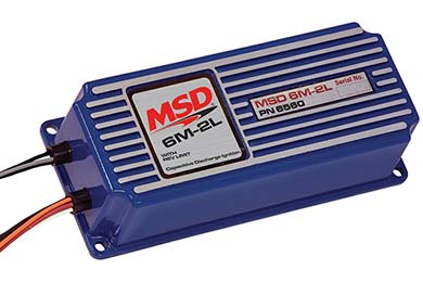 Maybach 62 MSD 6M-2L Marine Ignition Box