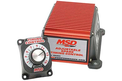 MSD Adjustable Timing Control