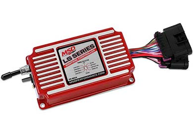 Audi Q7 MSD LS Ignition Box