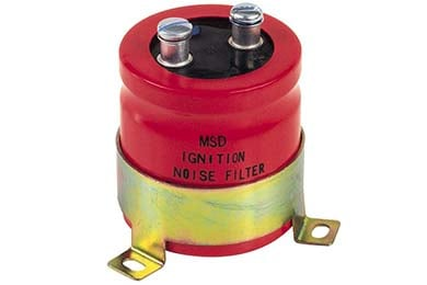 Plymouth Arrow MSD Noise Capacitor