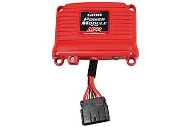 Jeep Grand Cherokee MSD Power Grid Power Module & Data Logger