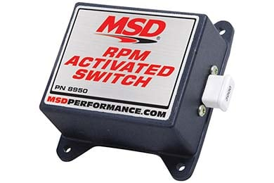 Toyota Avalon MSD RPM Activated Switch