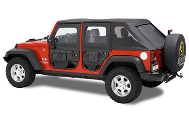bestop element jeep doors