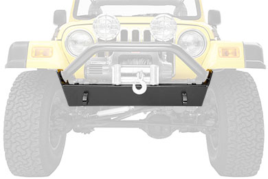 Jeep Wrangler Bestop HighRock 4x4 Narrow Front Bumpers