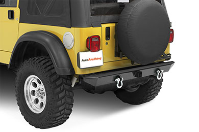 bestop highrock 4x4 rear bumpers