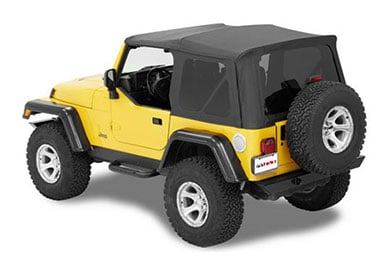 Jeep Wrangler Bestop Supertop NX Jeep Soft Top