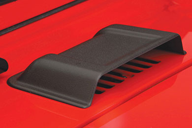 Bushwacker Jeep Hood Scoop