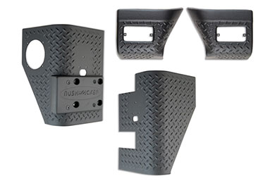 Bushwacker Trail Armor Front & Rear Corners