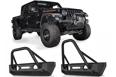 Reaper Off Road Bumpers & Skid Plates