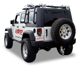 MBRP Jeep Roof Rack System