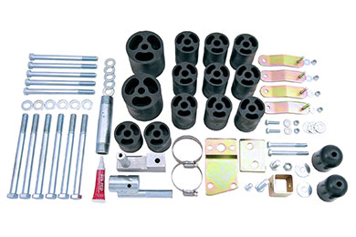 "Ford F-150 Rugged Ridge Jeep 3"" Body Lift Kit"