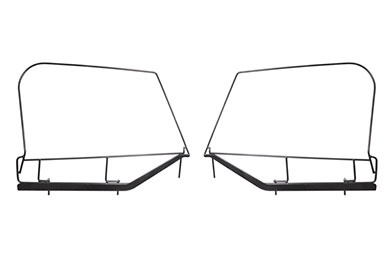 Rugged Ridge Jeep Soft Top Door Frames