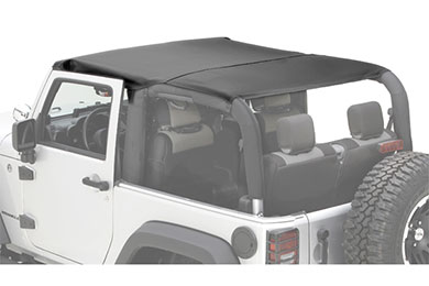 Jeep Wrangler Rugged Ridge Island Topper Jeep Top