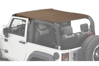 Rugged Ridge Island Topper Jeep Top