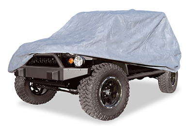 Rugged Ridge Jeep Covers