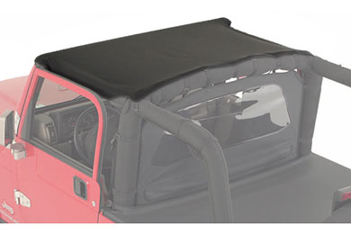 rugged ridge summer brief jeep top1