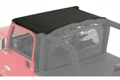 Jeep Wrangler Rugged Ridge Summer Brief Jeep Top