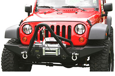 Rugged Ridge Front XHD Bumpers
