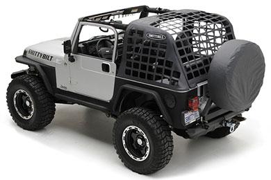 Jeep Wrangler Smittybilt C.RES Cargo Net