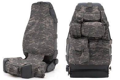 Smittybilt GEAR Jeep Canvas Seat Covers