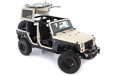 smittybilt hard top hoist