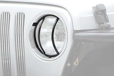 Smittybilt Euro Headlight Guards