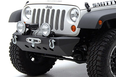 Jeep Wrangler Smittybilt SRC Classic Front Bumpers
