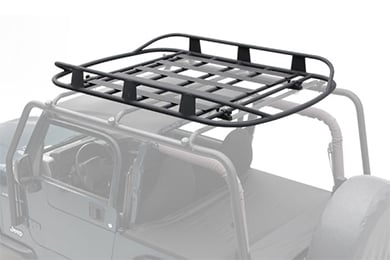 Jeep Patriot Smittybilt SRC Jeep Cargo Basket