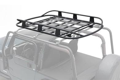 Land Rover Freelander Smittybilt SRC Jeep Cargo Basket