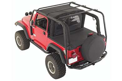 Smittybilt SRC Jeep Roof Rack